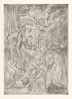 From Veronese: The Consecration of Saint Nicholas - No 2, 1990 <br>