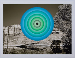 Don Suggs / Cave Lake Moon, 2013 / archival inkjet print on Museo Max paper / 33 1/4 x 44 in. (84.5 x 111.8 cm) / Edition of 5