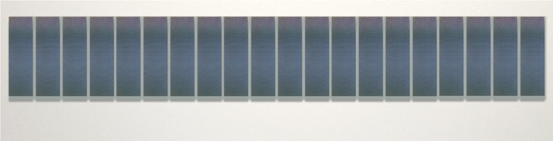 Painting in 20 Parts, 1990<br>