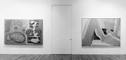 American/European Painting and Sculpture<BR>Part II installation photography, 1985