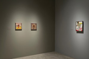 Installation photography<br>Rina Banerjee: Disgust