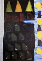 The Passing of Montezuma, 1987<BR>