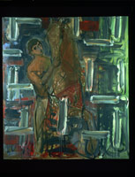 Muse IV, 1991<BR>