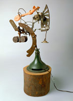 Jean Tinguely<BR>