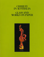 Chihuly in Australia exhibition catalogue, 2000