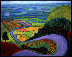 Garrowby Hill, 1998<BR>