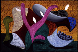 The Fifth V.N. Painting (92A15), 1992<BR>