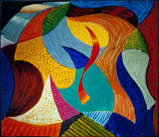Moving Wisp, 1995<BR>