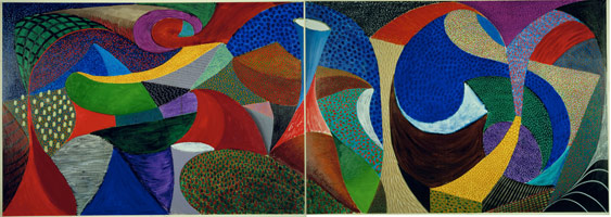 Snails Space, 1995<BR>