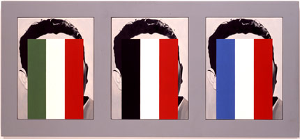 A Hungarian/An Arab/A Dutchman (from Citizens Series), 1987 - 88<BR>