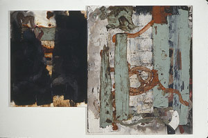 Teitipac #2, 1991<BR>