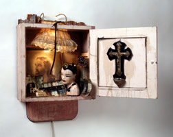 Drawing for the Jesus Corner, 1982 - 83<BR>