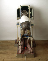 The Bear Chair, 1991<BR>