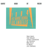 First Newport Biennial 1984: Los Angeles Today<BR>exhibition catalogue, 1984