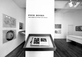 Four Books: The Union of Word and Image<BR>