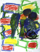 Georg Baselitz <br>