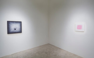 Installation photography<br> Shirazeh Houshiary