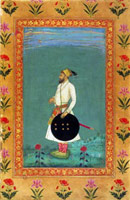 Mughal Painting<BR>