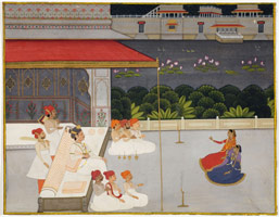 Unknown (India, Rajasthan, Jaipur School)<BR>