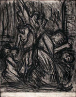 From Cézanne: Christ in Limbo<br>