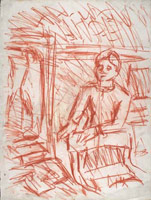 From Degas: Hélène Rouart in her Father's Study<br>