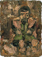 From Velázquez: Don Sebastián de Morra, mid 1980s<br>