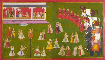 Rajasthani Paintings<br>