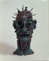 Spike Head, 1988<BR>