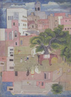 Punjab Plains Painting<br>