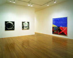 Painting Language installation photography, 1994