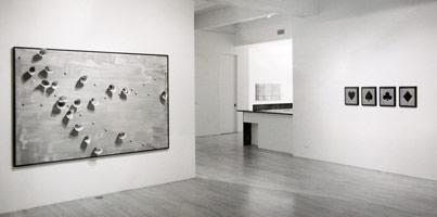 Pieter Laurens Mol installation photography, 1990