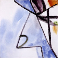 My Fourth Jewish Abstract, 2002 - 2003<BR>