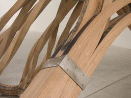 Dead Leg (detail), 2007<br>