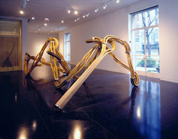 Richard Deacon, Dead Leg, 29 April - 18 July 2009, Arts Club of Chicago