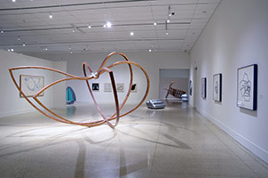 Richard Deacon: What You See Is What You Get, The San Diego Museum of Art, CA, 25 Mar - 4 Sep 2017