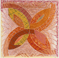 Frank Stella<BR>