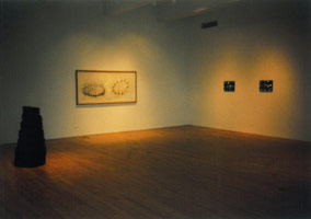 Summer Scale installation photography, 1991