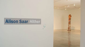 Installation photography, Alison Saar: Hither