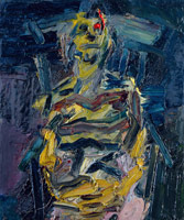 Frank Auerbach<BR>