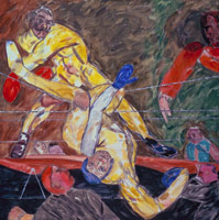 R. B. Kitaj<BR>