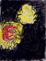 Georg Baselitz<br>Untitled (23.VI.88), 1988<br>