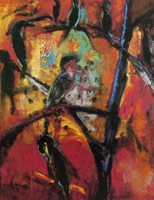 Vogelbaum (Bird Tree), 1986<BR>