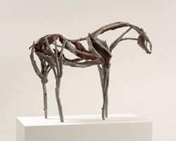 Deborah Butterfield <br>Untitled #3444.1, 2008<br>