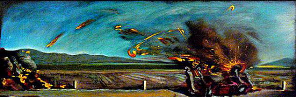 Carlos Almaraz<BR>