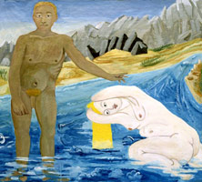 Bathers, 2003 - 04<BR>