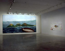 Installation photography, Charles Garabedian<BR>L.A. Louver, 9 September - 9 October 2004