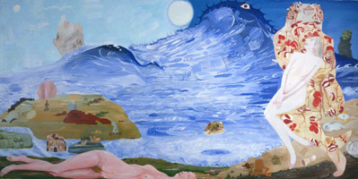 The Spring for Which I Longed, 2001 - 2003<BR>