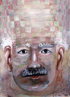 Untitled (Self Portrait), 2000<BR>