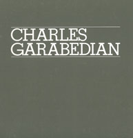 Exhibition catalogue for<br>Charles Garabedian<BR>Painting 1978-82, 1983