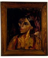 Portrait of Lilian, 1937<BR>